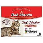 Bob Martin Cat Food Meat, 12x85g 6