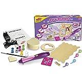Joustra - 41151 - Kit de recreación creativa - Scrapbooking pyrogravure