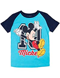 Disney Mickey Jungen T-Shirt - blau