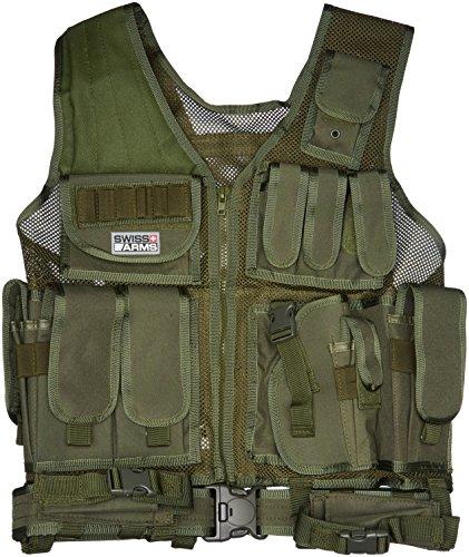 Swiss Arms Jacke Taktik 979334Green BT