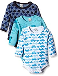 Care Baby - Jungen Body Multipack