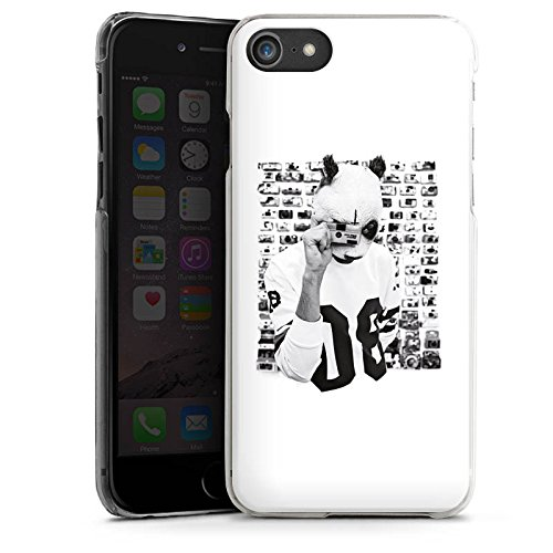 Apple iPhone 5 Hülle Premium Case Cover Cro Merchandise Fanartikel Polacroid Hard Case transparent