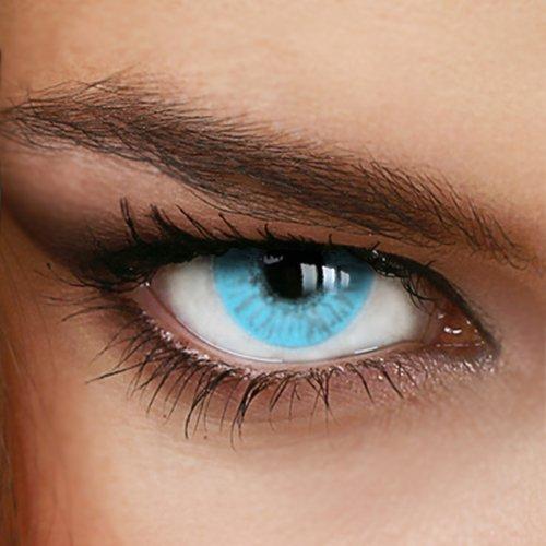 Naturally Sweet Aqua - sans correction - de LUXDELUX® - clair bleu