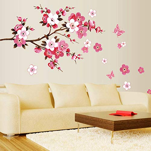 youjiu Wandsticker Kunst Aufkleber Home Decor leicht zu reinigen PVC 46cm * 65cm