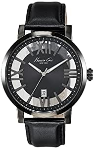 Kenneth Cole Analog Multi-Color Dial Men's Watch - IKC8012