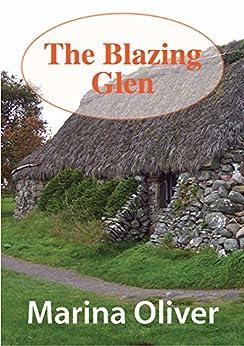 The Blazing Glen by [Oliver, Marina]