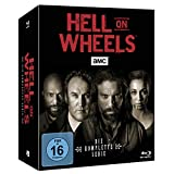 Hell on Wheels - Staffel 1-5 - Die komplette Serie [Blu-ray]