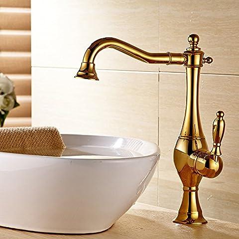 YLSZ-Robinets de lavabo Cuisine complète équipée et toilettes
