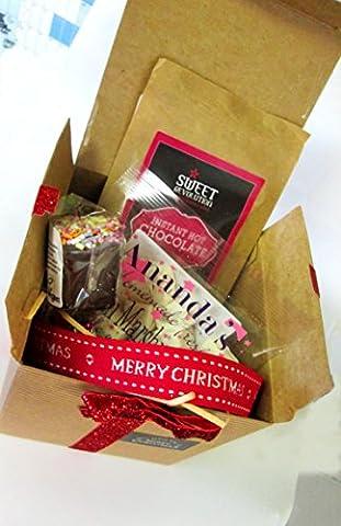 Ananda's Vegetarian & Vegan Hot Chocolate Winter Warmer Gift