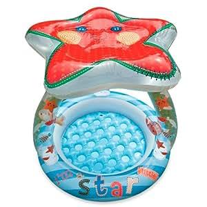 Intex 57428 - Piscina Baby Parasole Stella Marina