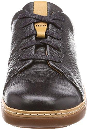 Amberlee Crest - Black Leather Black