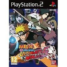 Atari Ultimate Ninja 5: Naruto Shippuden, PS2 - Juego (PS2, PlayStation 2, Lucha, T (Teen))