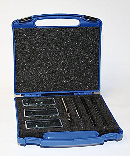 Preisvergleich Produktbild Gewindereparatursatz DIN 8140 INOX, metrisch M8 HELICOIL