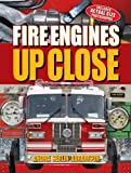 Fire Engines Up Close (Up Close (Sterling Hardcover)) - Andra Serlin Abramson