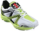 Gray-Nicolls, Scarpe da Cricket uomo White/ Green 4