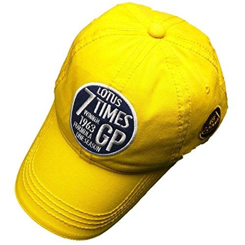 formula-1-team-lotus-f1-vintage-7-veces-ganadores-1963-yellow-lmas19-cap