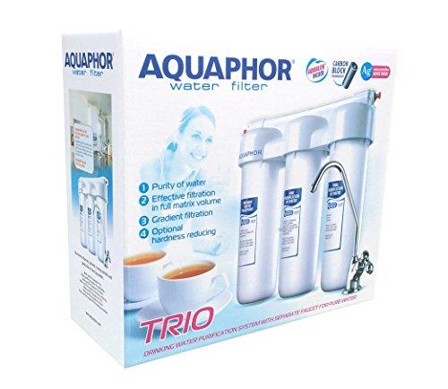 Aquaphor 4600987003054 Filter Trio Norma ENTHÄRTUNG - Pflege-trio