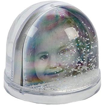 Dorr Extra Large Christmas Snow Globe With Glitter Amazon