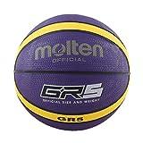 Molten BGR5-VY Ballon de Basket-Ball Violet Taille 5