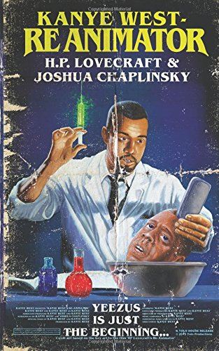 Yolo House Publishers Kanye West - Reanimator