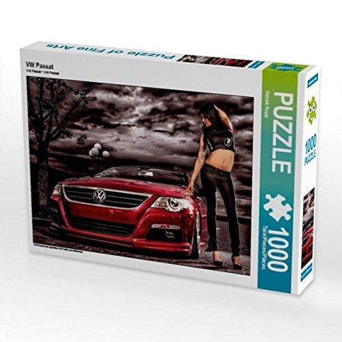 Preisvergleich Produktbild VW Passat 1000 Teile Puzzle quer: VW Passat beim legendären VW Treffen am Wörthersee (CALVENDO Mobilitaet)