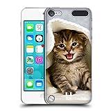Head Case Designs Kätzchen In Einem Warmen Tuch Katzen Ruckseite Hülle für iPod Touch 5th Gen / 6th Gen