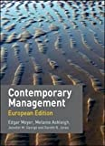 Contemporary Management: European Edition