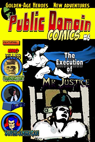 Public Domain Comics #6 (English Edition)