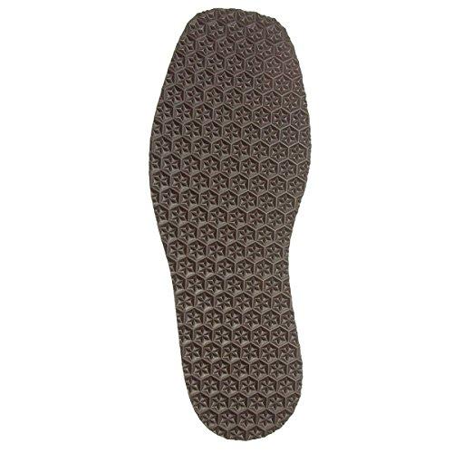 Langlauf Schuhreparatur Zellkautschuk Langsohle Sohle Brown Star Schuhsohle (Stärke 4mm)