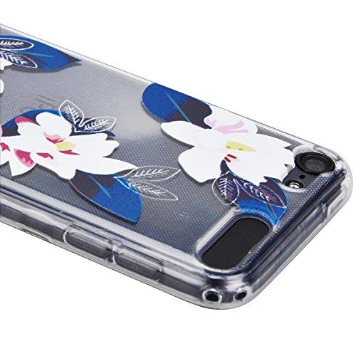 Coque iPhone 6S, Etui iPhone 6 Clair, GrandEver Housse Silicone Transparente Clair Back Case pour iPhone 6S/6 Attrape Rêve Motif TPU Bumper Cover Caoutchouc Doux Gel Couverture Coquille Rubber Gel SKi Lis