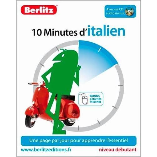 ITALIEN (D'), 10 MINUTES - NIVEAU 1
