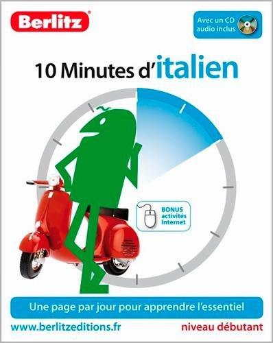 Italien D 10 Minutes Niveau 1 [Pdf/ePub] eBook