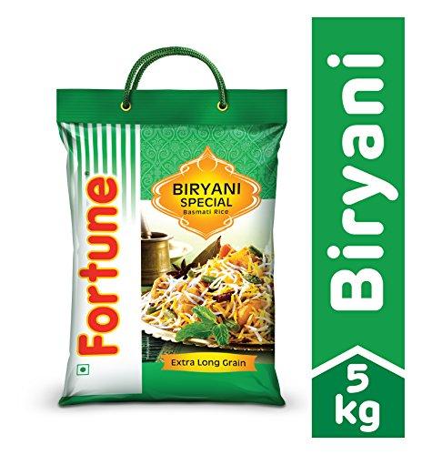 4. Fortune Special Biryani Basmati Rice
