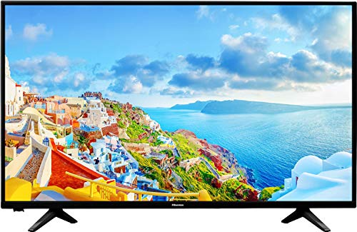 HISENSE H32AE5000 TV LED HD, Natural Colour Enhancer, Clean Sound 12W, Motion Picture Enhancer, Tuner DVB-T2/S2 HEVC, 2 HDMI, 1 USB Media Player