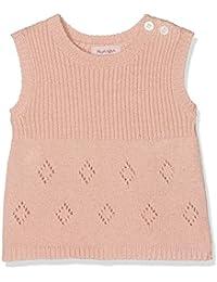 Noa Noa Baby Girls' Basic Wool Knit Gilet