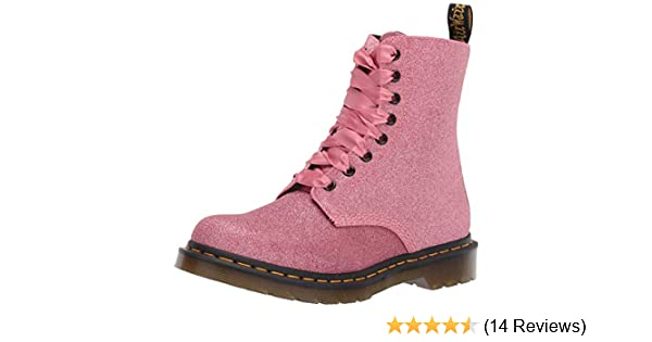 Dr Martens Women S 1460 Pascal Glitter Ankle Boots
