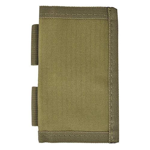 Alomejor Nylon Double Speedloader Bag Magazine Pouch Shotshell Carrier Holder Hunting Accessory -
