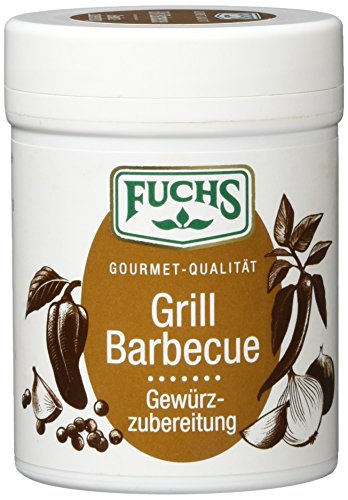 Fuchs Grill Barbecue Gewürzzubereitung, 3er Pack (3 x 55 g)