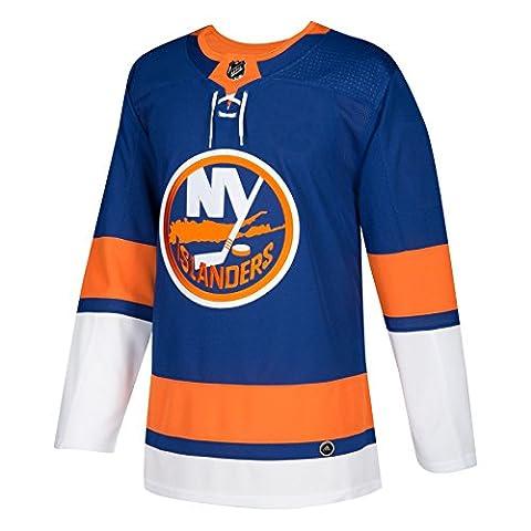 New York Islanders Adidas NHL Men's Climalite Authentic Team Hockey Jersey Maillot
