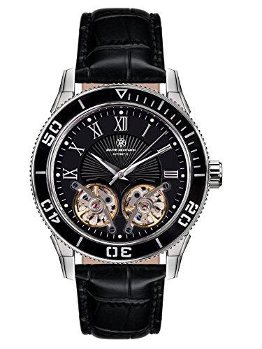 Montre Mathis Montabon - Affichage bracelet et Cadran 100106