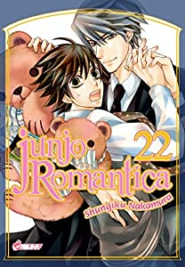 Junjo Romantica Edition simple Tome 22