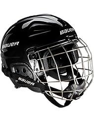 Bauer Helmet LIL Sport Combo Casque avec grille pour