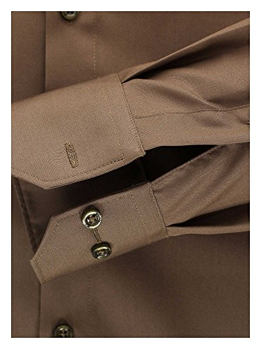 Venti Herren Slim Fit Business Hemd 001480 Dunkelgrün