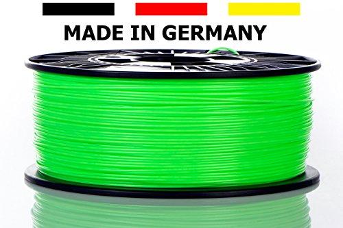 Preisvergleich Produktbild Material 4 Print - 3D-Filament - Flipp-Grün - ABS-Kunststoffdraht - Ø 1,75mm 1kg 3D-Druckmaterial