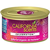California Car Scents CAN-12313 Celebration Jubiläumsduft Duftdose fürs Auto preisvergleich bei billige-tabletten.eu