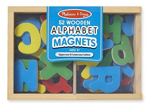 - Magnet Holz-ABC (Melissa Und Doug Alphabet-puzzle)