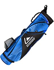 Longridge 5'' X-Lite Pencil Golfbag, Black, 5-Inch