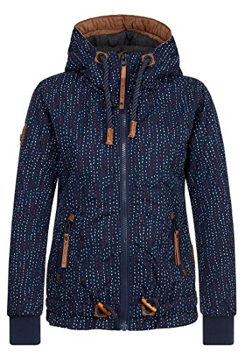 Naketano Female Jacket Gleitgelzeit Dashes II, L