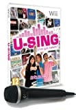 Cheapest U Sing + 1 Microphone on Nintendo Wii