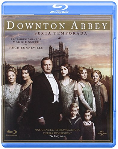 Downton Abbey - Temporada 6 [Blu-ray]